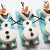 6 recetas para niños ¡de la peli Frozen!