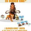 ¡Burger King invita a tu hijo a celebrar el cumple!