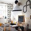 10 habitaciones infantiles en blanco y negro