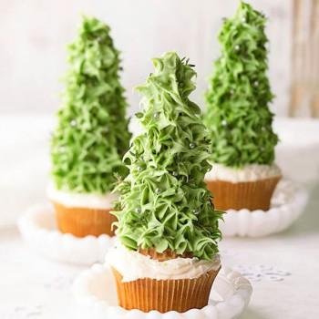 7 árboles de Navidad… ¡comestibles!