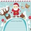 Cartas a Papá Noel, 5 plantillas para imprimir gratis