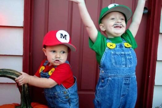 7 disfraces infantiles fáciles para Carnaval