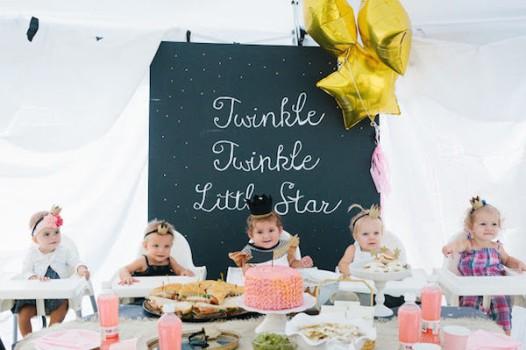 Fiestas infantiles, 6 ideas para el 1° cumpleaños