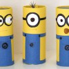 6 manualidades sencillas con rollos de papel