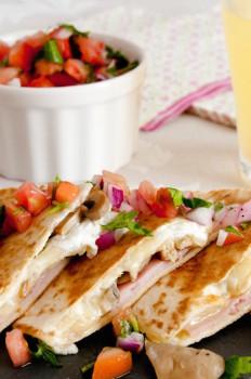 5 recetas fáciles con tortillas de trigo