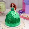 Cómo hacer una tarta fácil de princesa o muñeca