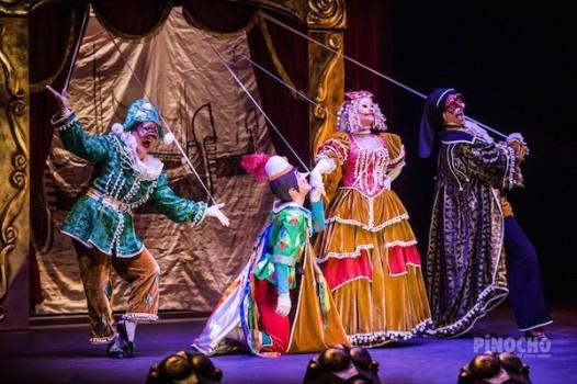 Teatro infantil en Madrid, ¡el Musical de Pinocho!