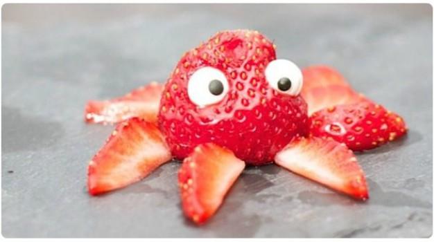 5 postres con fresas fáciles