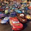 Recortables gratis ¡de Cars!