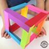 Cómo hacer un cubo de papel