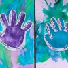 Día del Padre, ¡6 tarjetas con las huellas de los peques!