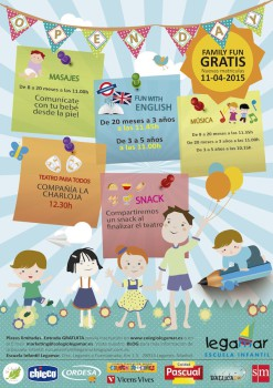 Family Fun, actividades con niños en Madrid ¡gratis!