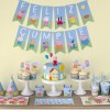 Fiestas infantiles, kit gratis de Peppa Pig