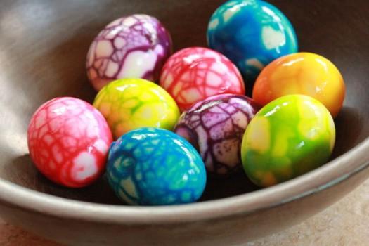 Recetas para niños, ¡huevos de dinosaurio!