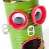 Cómo hacer robots de juguete para niños