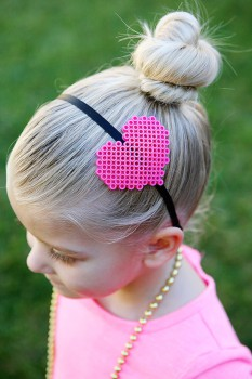 4 diademas para niñas ¡personalizadas!