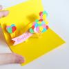 5 tarjetas de felicitación ¡pop up!