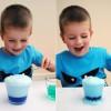 Cómo hacer espuma mágica