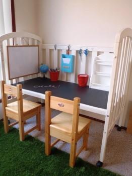 Muebles infantiles: nuevos usos para la cuna