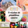 9 recetas de plastilina casera