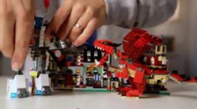 Lego Creator, fomenta la motricidad y la imaginación