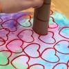 Cómo hacer corazones con manualidades