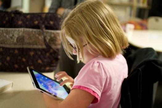 Las tabletas y los niños: ¿una buena idea?