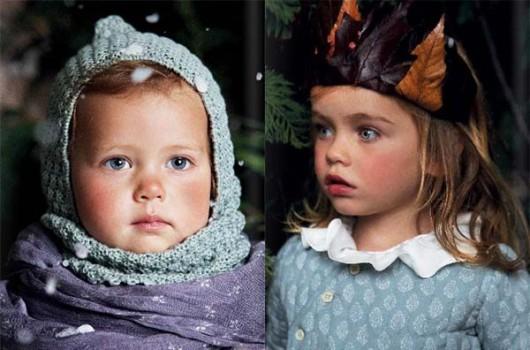 La exclusiva moda infantil de Nícoli, invierno 2016