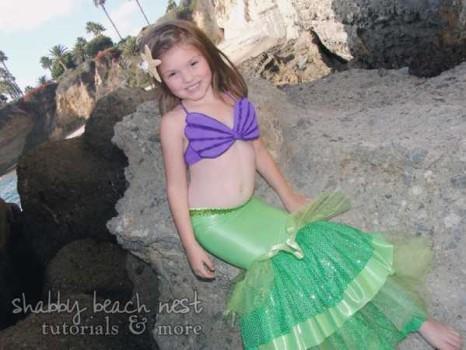 4 disfraces para niñas de Princesas Disney