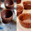 Cómo hacer cuencos de chocolate, ¡postres originales!