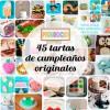 45 tartas de cumpleaños ¡originales!
