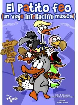 El Patito Feo, teatro infantil en Madrid