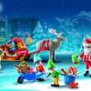 Los calendarios de adviento de Lego y Playmobil