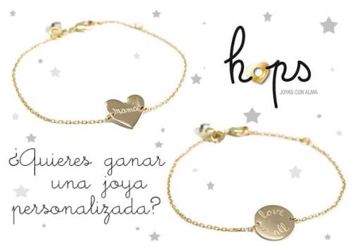 ¿Quieres ganar una joya personalizada de Hops?