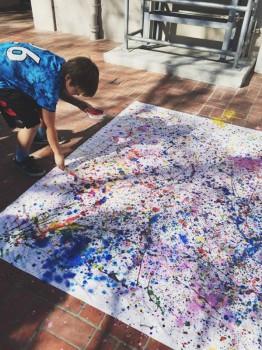 Manualidades infantiles para aprender sobre arte
