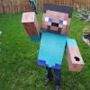 Disfraces caseros de Minecraft