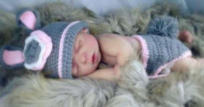 Muñecos reborn, ¡un recién nacido de juguete!