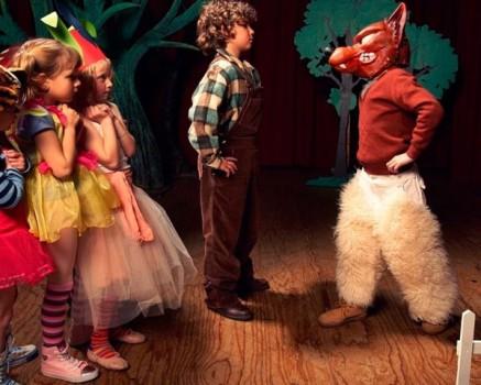 """Taller infantil """"Jugar a teatro"""" en Sevilla"""