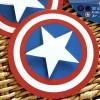 5 invitaciones de cumpleaños ¡de superhéroes!