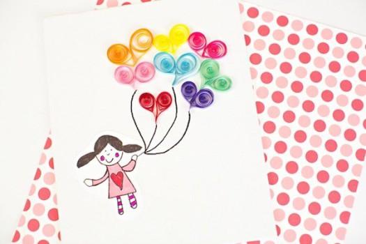 4 manualidades de San Valentín ¡para peques!