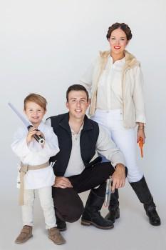 5 disfraces caseros de Star Wars