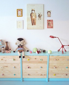 Cajoneras, 6 ideas divertidas para niños