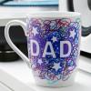 Manualidades para el Día del Padre, tazas pintadas