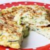 Tortilla de verdura, 4 recetas