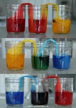 4 actividades para aprender sobre el color