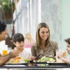 4 ideas para una comida feliz en familia