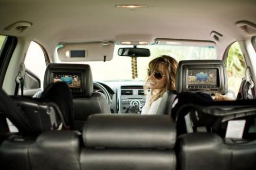 Guía para viajar en coche con niños