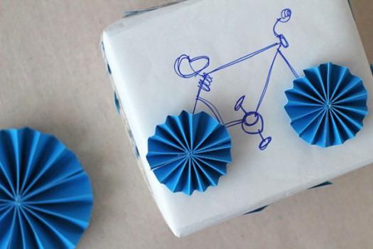 5 ideas para envolver regalos para niños