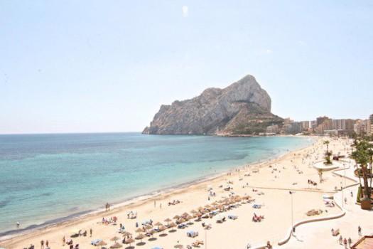 Los mejores destinos de playa en España para ir con niños