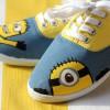 4 zapatillas personalizadas para niños